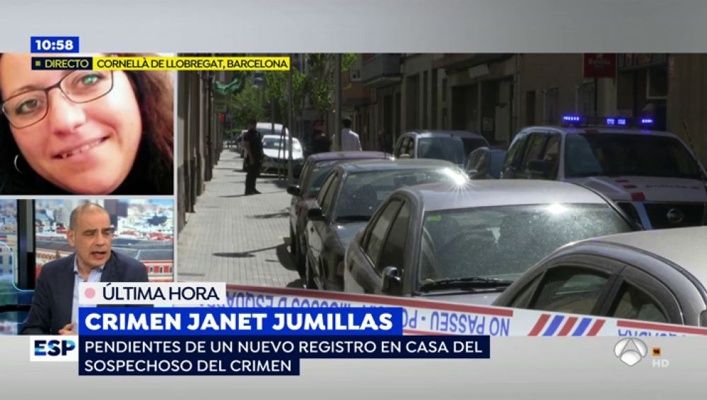 Janet Jumillas.