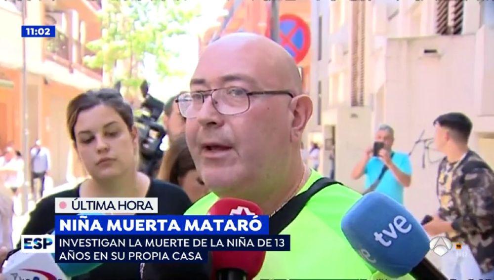 Niña degollada en Mataró | Los vecinos escucharon gritos y un golpe muy fuerte en la casa