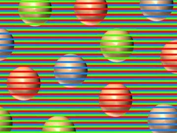 Ilusión óptica de David Novick