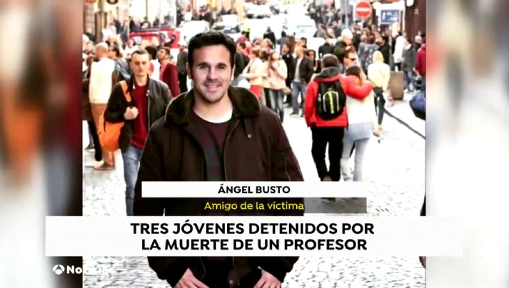 REEMPLAZO Paliza mortal a un hombre en Oviedo por no ofrecerles un cigarro: hay tres detenidos