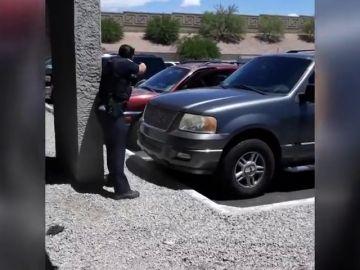 Una familia pide una indemnización de más de 8 millones de euros a la Policía de Phoenix