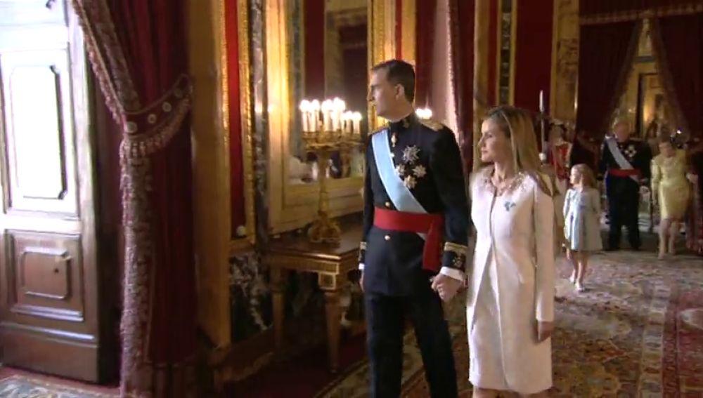 Felipe VI cumple 5 años como rey