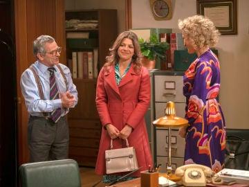 Nuria Salgado regresa para ayudar a Ignacio