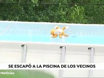 Muere una niña ahogada en una piscina particular en Nigrán