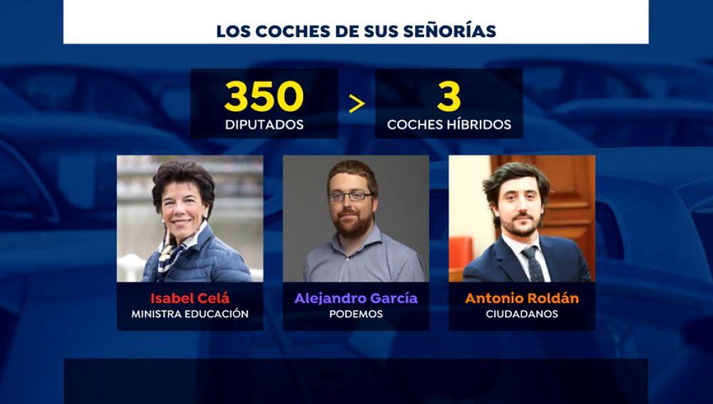 Sánchez recorrió España con un coche no muy ecológico