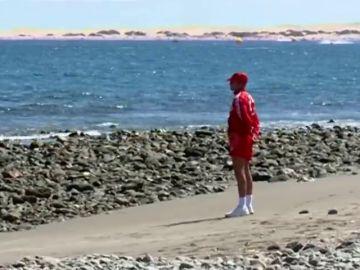 Cerradas al baño las playas de Las Burras y El Cochino