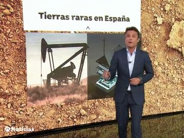 'Tierras raras', escondidas en los campos de Torrenueva en Ciudad Real
