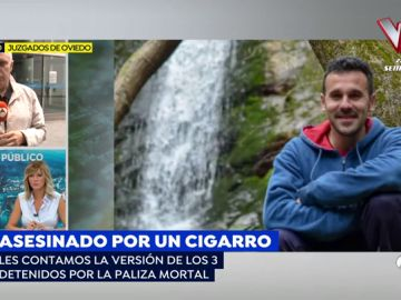 Asesinado por un cigarro
