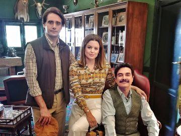 La primera imágen de Los Ordóñez, la nueva familia de la octava temporada de 'Amar es para siempre'