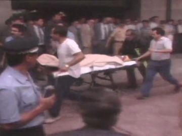 Se cumplen 32 años del atentado de ETA en el Hipercor en Barcelona, la peor masacre de la sanguinaria historia de la banda terrorista