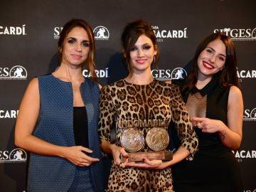 Elena Furiase, Úrsula Corberó y Andrea Duro