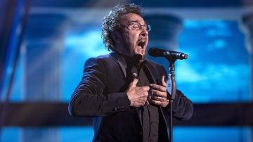 Semifinal: Ignacio Encinas canta 'Mattinata' en la Semifinal de 'La Voz Senior'