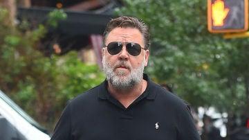 ¡Cómo ha engordado Russell Crowe!