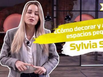 Sylvia Salas nos enseña cómo decorar y aprovechar espacios pequeños