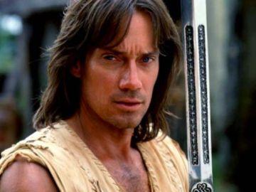 Kevin Sorbo en 'Hércules'