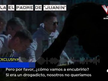 Entrevista al padre de 'Juanín'