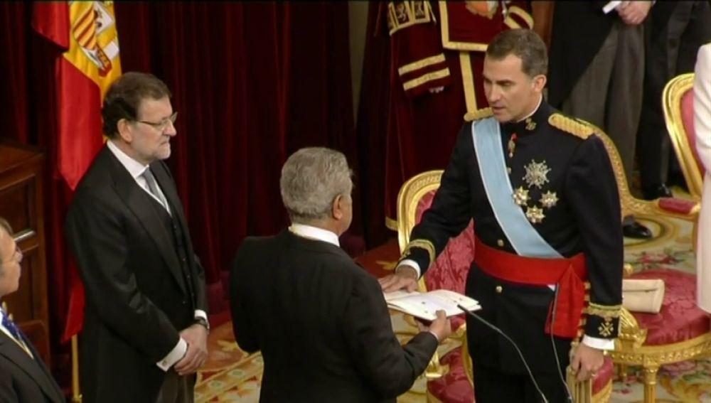 Los momentos clave de los cinco años de reinado de Felipe VI