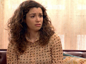 Amelia, aterrorizada con pensar en volver a su vida anterior
