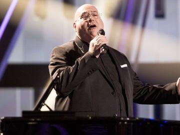 Semifinal: Xavi Garriga canta 'Stand by me' en 'La Voz Senior'
