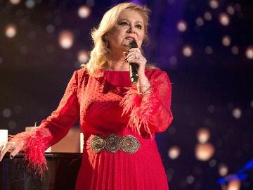 Semifinal: Blanca Villa canta 'Lucía' en 'La Voz Senior'