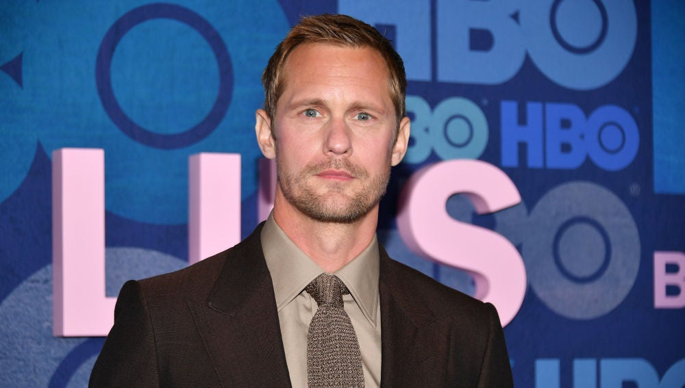 Alexander Skarsgård es Perry Wright en 'Big Little Lies'