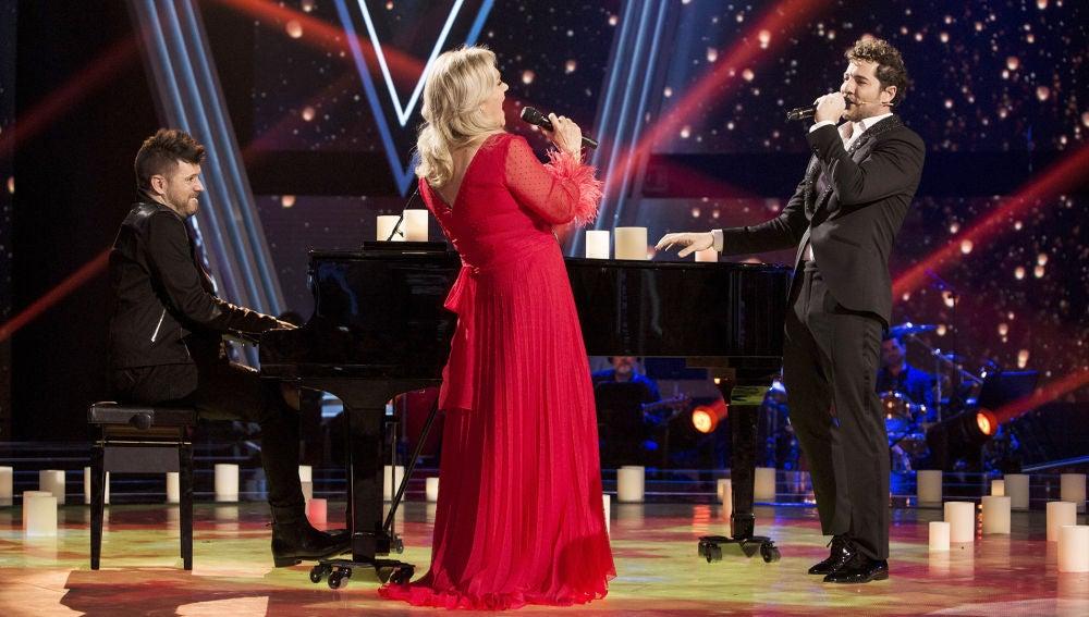 La Semifinal de 'La Voz Senior': ocho talents luchan por alcanzar la Gran Final