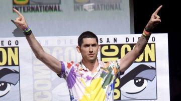 Max Landis en la Comic Con