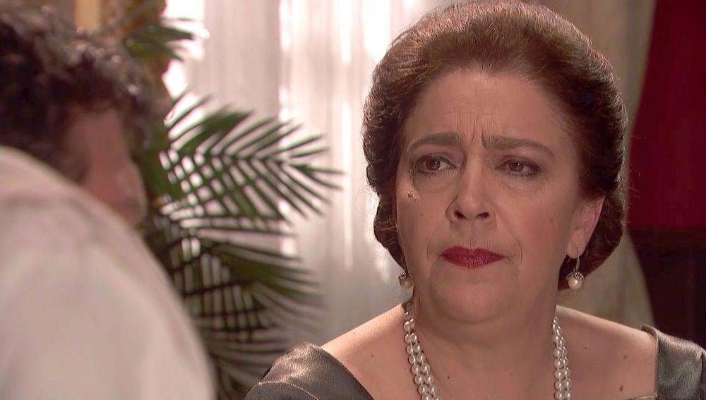 Francisca se vengará de Carmelo por haber intentado matarla