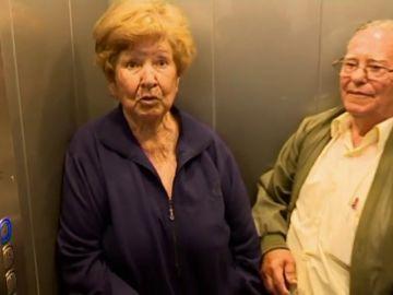 Por fin tienen ascensor