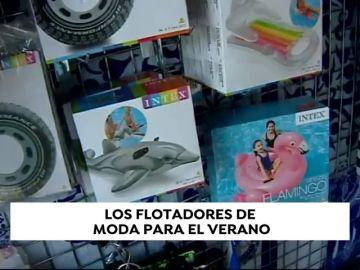 Expertos desaconsejan el uso de los flotadores exóticos