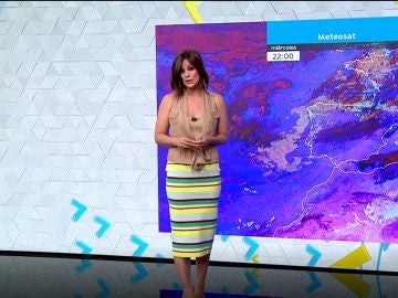 Se mantienen las altas temperaturas en la mayor parte de España