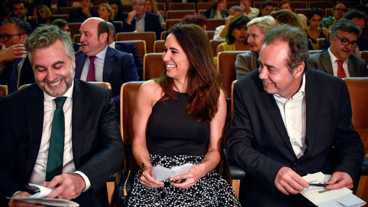 Carlos Alsina Recibe El Premio De Periodismo Europeo