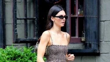 El vestido de leopardo de Kendall Jenner que nos ha enamorado