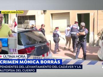 Crimen Mónica Borrás