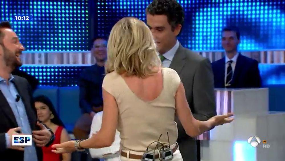 Susanna Griso y Gonzalo Bans.
