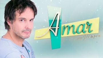 David Jener se suma al reparto de la octava temporada de 'Amar es para siempre'
