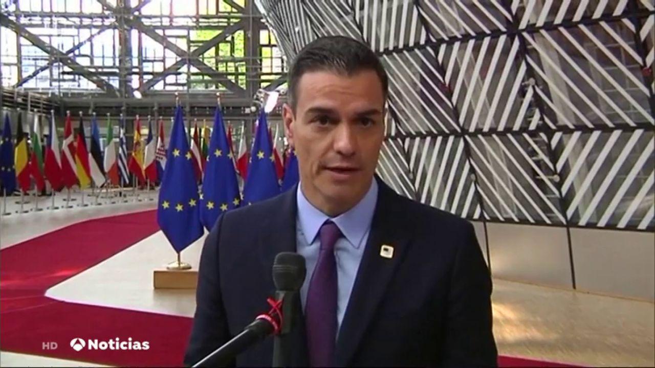 Pedro Sánchez, A Los Partidos Que No Apoyan Su Investidura