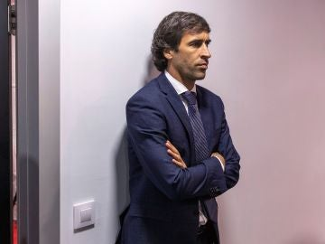 Raúl González Blanco, entrenador del Castilla