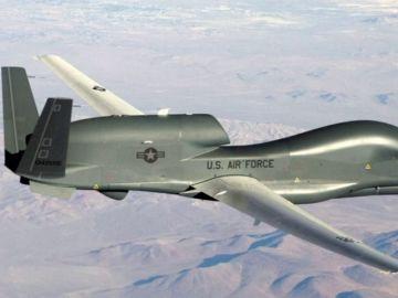 Irán anuncia el derribo de un dron espía estadounidense cerca estrecho de Ormuz