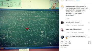 Instagram del Profe Manolo
