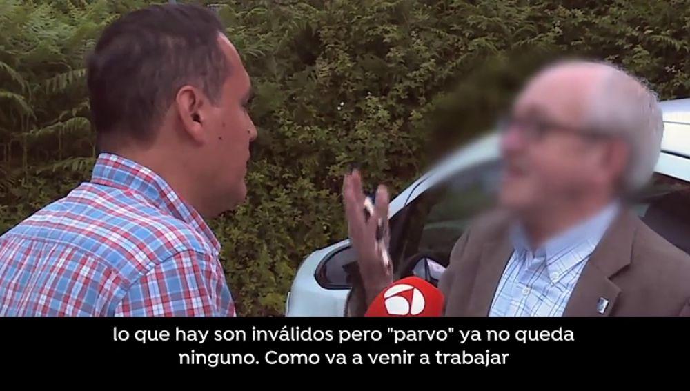 """El dueño de la panadería de Pontevedra que 'esclavizaba' a sus empleados: """"No hay 'parvos', lo que hay son inválidos"""""""