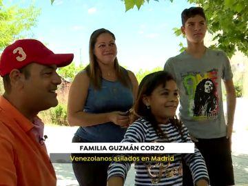 La historia de una familia venezolana: de asesores de Guaidó a refugiados políticos
