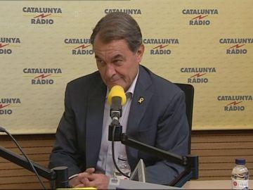 Artur Mas no descarta volver a presentarse como candidato a la Generalitat