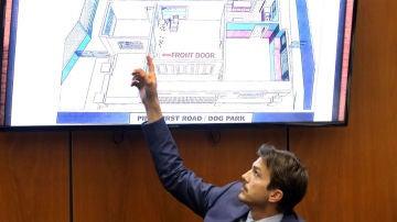 Ashton Kutcher en el juicio