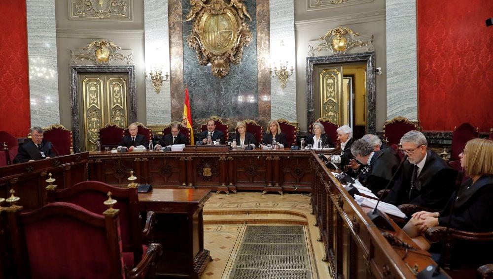 El Tribunal Supremo decide sobre la sentencia de La Manada