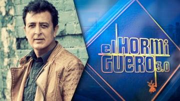 El miércoles, Manolo García presenta su primera gira acústica en 'El Hormiguero 3.0'