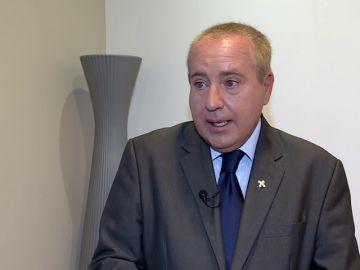 Luis Avial, técnico de georradar, explica cómo localizaron el cuerpo de Mónica Borràs