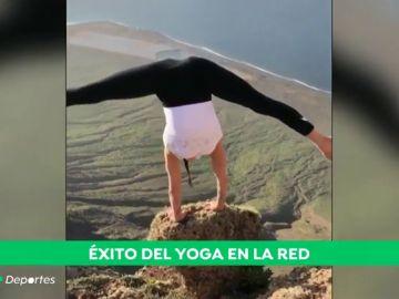 Los lugares más inusuales para practicar yoga: pude llegar a ser una actividad extrema