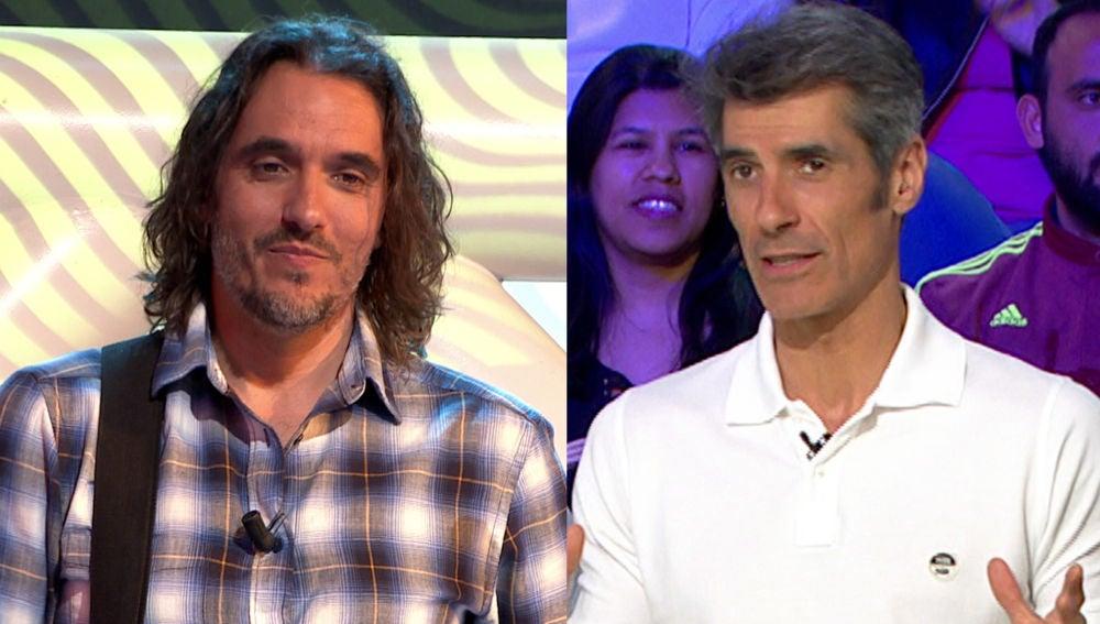 """Joaquín lo secunda """"radicalmente"""": El gran debate que divide el mundo según Jorge Fernández"""