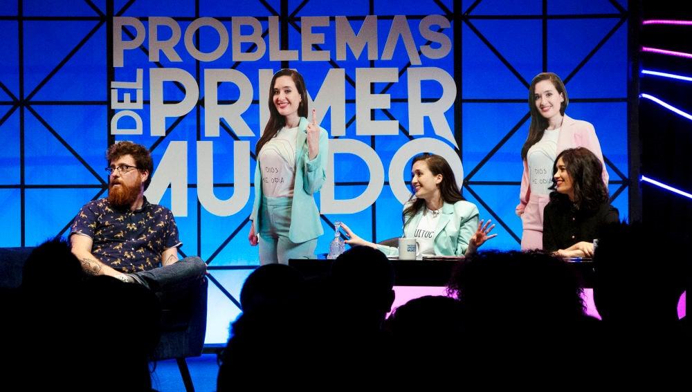 Flooxer y Europa FM estrenan este domingo 'Problemas del primer mundo'